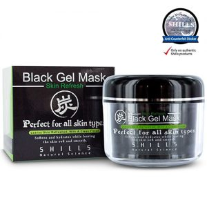 black mask gel