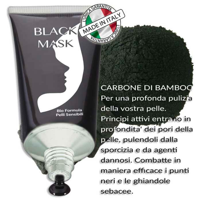 bioness black mask ingredienti
