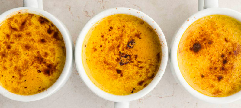varianti latte d'oro alla curcuma