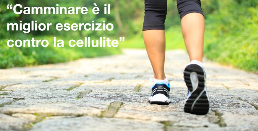 cellulite esercizio fisico