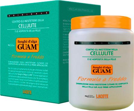 cellulite fanghi alga guam anticellulite
